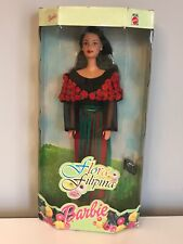 """""""Rose"""" Flora Filipina Barbie by Richwell Trading Philippines Licensed by Mattel"""