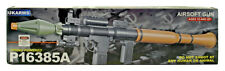 P16385A Dummy Bazooka RPG With Laser Spring Powered Airsoft. FREE SUNGLASSES