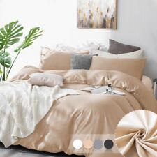 Bettbezug Bettwäsche mit Reißverschluss Bettwaren Bettgarnitur Kissenbezüge