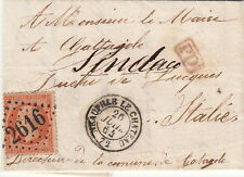 Lettre n°23 CaD Neauphle Le Chateau (Yvelines) pour Le Duché de Lucques Cover