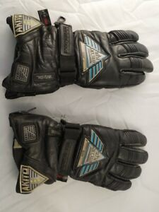 Leder Handschuhe Motorrad Akito Mercury Plus Größe S, Thinsulate 3M