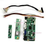 "HDMI VGA 68676 Controller board driver kit diy for LP154WX4 Panel 1280*800 15.4"""