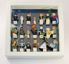 Minifigures Display Case Frame Lego Harry Potter Fantastic Beasts Mini figures