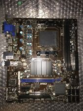 MSI 760GM-P23 FX, AM3+ AMD Motherboard