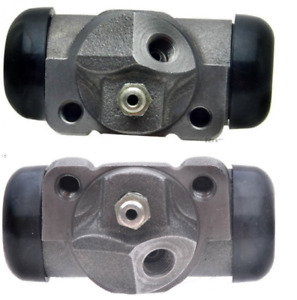 Pack of 2 Rear Drum Brake Wheel Cylinders L & R Replace WC9025 / WC9026