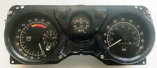 77-78 Trans Am Gauge Cluster 100 Mph 6K Analog Tach Speedometer Oil Water Clock