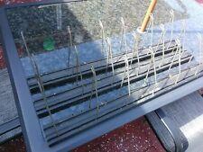 """3Vintage Gates 36"""" Belt Hose 6 Hook Wood display rack service station Industrial"""