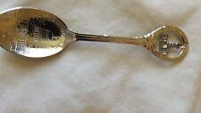 Collector Souvenir Spoon Washington Dc Cl17-15