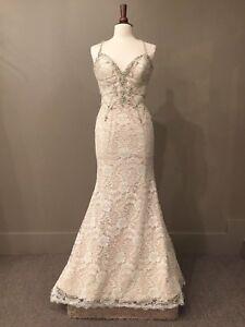 Sample Alvina Valenta Wedding Dress size 10