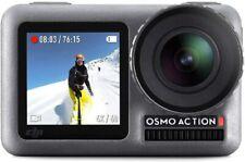 DJI-Osmo Acción Cámara [4K HD Compacto Impermeable Gris de grabación de vídeo] NUEVO