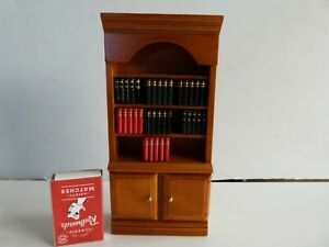 Doll's House Furniture Bookcase.