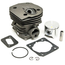 New Set For Husqvarna 350 351 Cylinder 353 346 Parts Ring Kit Piston 44mm 99-71