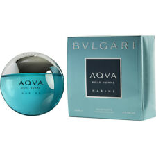 AQVA MARINE POUR HOMME * 150ml EDT SPRAY FOR MEN BY BVLGARI -------- NEW PERFUME