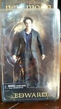 NECA Twilight Saga New Moon EDWARD CULLEN Action Figure Figurine 2009 Doll