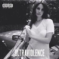 Ultraviolence by Lana Del Rey (CD, Jul-2014)