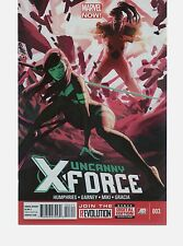 UNCANNY XFORCE VOL 2  3   MARVEL COMICS