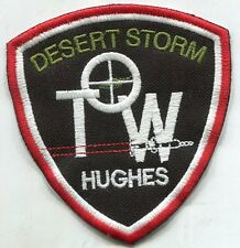 US ARMY DESERT STORM HUGHES TOW MISSILE PATCH