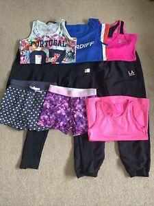 Girls running bundle - Karrimor, USA Pro, F&F, LA Gear, others