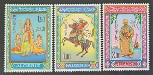 STAMPS ALGERIA 1966 MINT HINGED - #4673