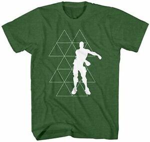 Fortnite Shirt Boys' Floss Like A Boss Emote Dance T-Shirt Size 2X-18