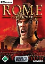 Total War: Rome (PC 2006, seulement Steam Key Download Code) pas de DVD, Steam Key ONLY