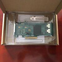 LSI 9211-8i 6Gbps Internal SAS SATA 8 Ports HBA PCI-E SAS RAID Controller Card