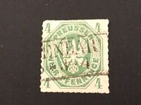 ICOLLECTZONE German States- Prussia 15 F/VF used
