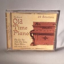 CD VA The Best of Old Time Piano - 32 tracks NEW MINT SEALED