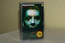 Rammstein - Sehnsucht +6 Singles (2003) Cassette, Russian edition, Sealed!
