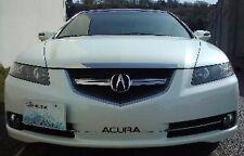 Acura TL NO HOLES License Plate Bracket (04-08 3rd Generation UA6 - UA7 Models)