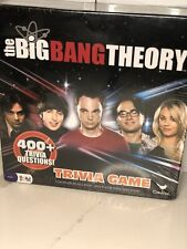 The Big Bang Theory Fact or Fiction Trivia Board Game - 21088