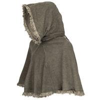 Come FLANELLA cappotto tuta in tessuto di alta qualità schafswoll-miscela in Marina