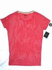 womens NIKE club waves boyfriend tee red shirt size S/M loose fit NEW nwt $45
