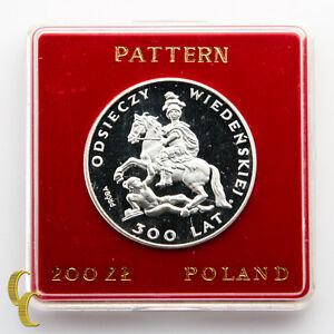 1983 Poland 200 Zlotych Proof Silver Coin, Jan III Sobieski KM# Pr492