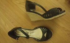 New look wedged heels