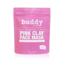 Buddy Scrub Pink Clay Face Mask Makes 10+ Masks - New!