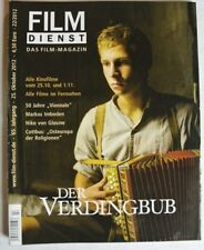 Film-dienst 2012/22 50 Jahre VIENNALE / Markus Imboden/ Niko von Glasow