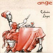 ANGE - culinaire  lingus -  musea    - CD