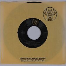JOHNNY GUITAR WATSON: A Real Mother For Ya '77 DJM Funk Soul 45 NM
