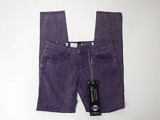 Women Skinny Leg Jeans Purple Junior Size 5 Rampage Pants