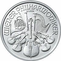 2015 Austrian 1 oz Silver Philharmonic Bullion Coin