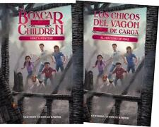 Boxcar Children: Mike's Mystery book 5 (Spanish/English set)