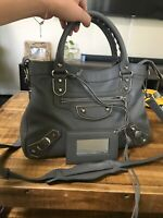 Authentic BALENCIAGA Hand Bag The city Leather- MINT CONDITION