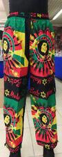 Pantaloni da uomo multicolore regolare