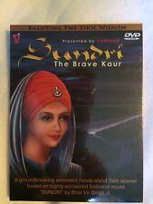 Sundri the brave Kaur by BHAI Vir Singh Ji BRAND NEW!