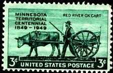 USA 1949 Sc981 1v mnh Cent. of the establishment of Minn. Terr.