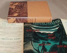 FROM AN OZARK HOLLER VANCE RANDOLPH Richard Loederer FIRST Dust Jacket 1933 RARE