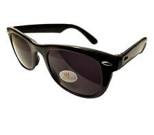 Stylische Sonnenbrille Cool RBW78, Schwarz Gläser extra-dark, Blues Brothers