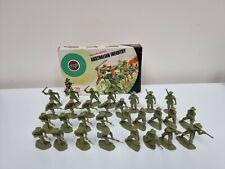 Vintage Airfix Australian Infantry Plastic Soldiers in original box
