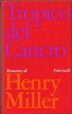 HENRY MILLER - TROPICO DEL CANCRO - (BUONE CONDIZIONI)